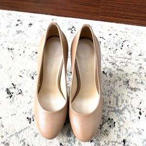 Nine West high heels size 5